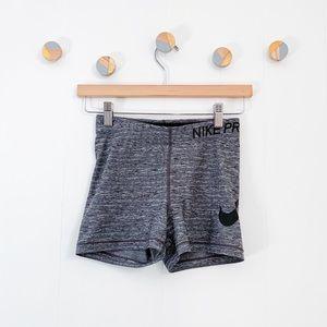 Nike Pro Athletic Training Compression Shorts | S